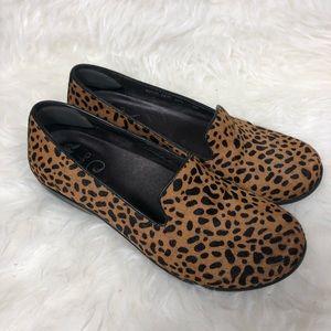 Dansko Olivia Calf Hair Loafers